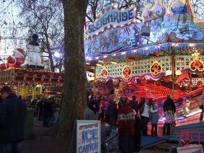 Hyde Park Funfair