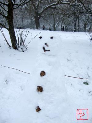 雪だるま11