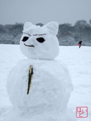 雪だるま12