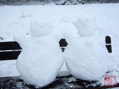 雪だるま14
