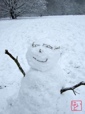 雪だるま15