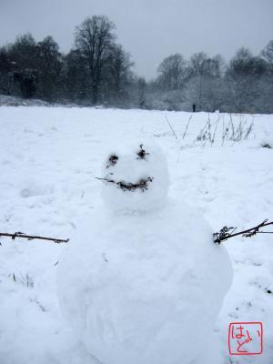 雪だるま16