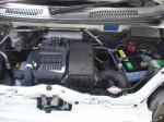 エンジンルーム内 K6A型DOHCターボ 4速コラムAT仕様