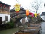 山塘街の橋