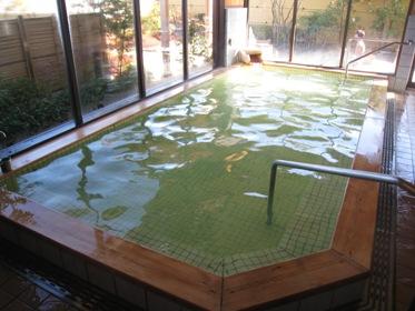 白山内風呂