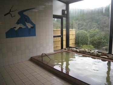 鶴の湯内風呂2