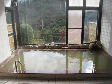 鶴の湯内風呂