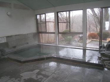 広瀬温泉内風呂