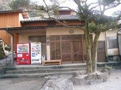 栗の岳桜外観