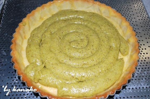 ピスタチオ風味のフルーツタルト11