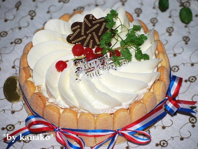 #9829;誕生日ケーキ17