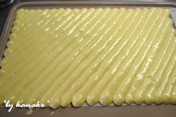 フルーツのロールケーキ2