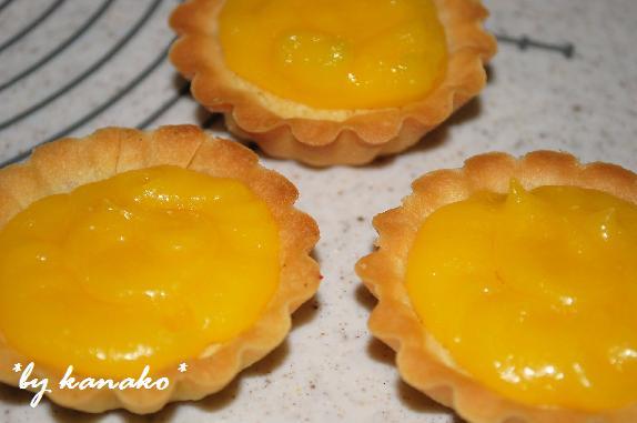 レモンのタルトレット2