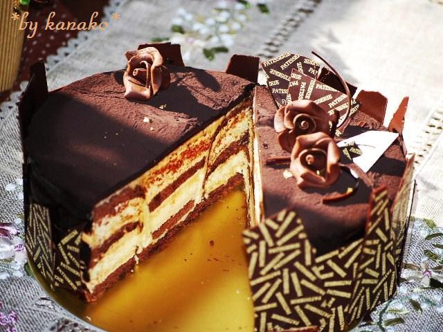 チョコレートケーキ12