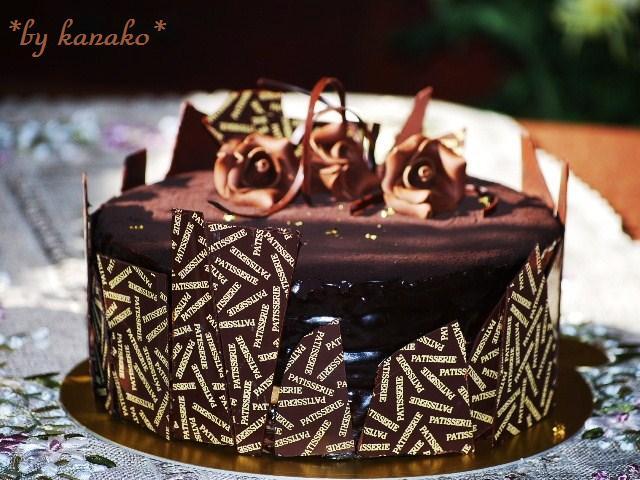 チョコレートケーキ11