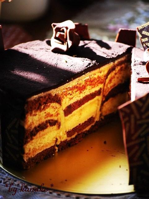 チョコレートケーキ13