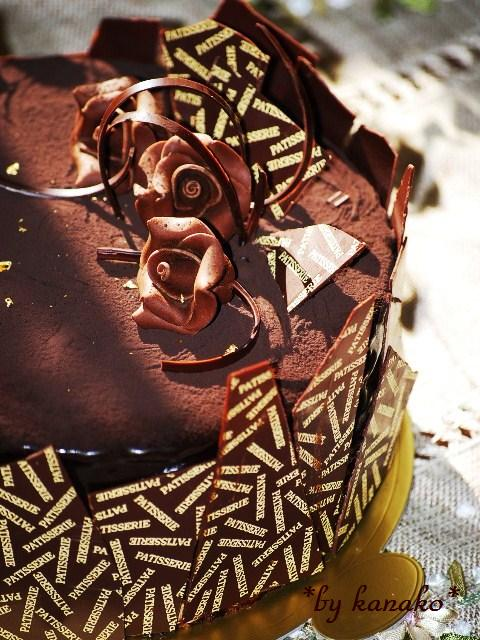チョコレートケーキ10