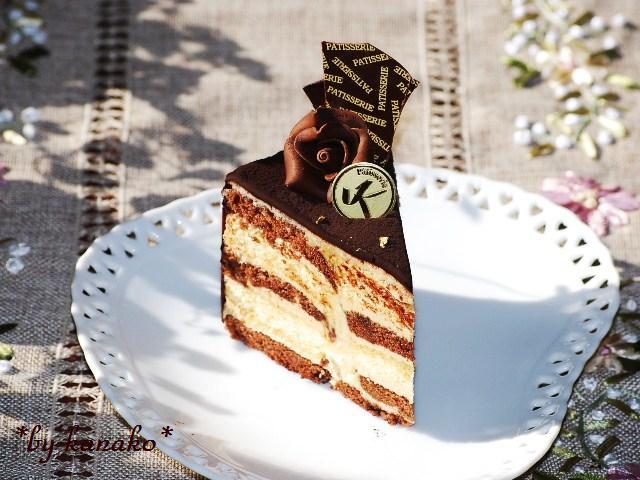 チョコレートケーキ16