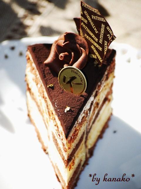 チョコレートケーキ17
