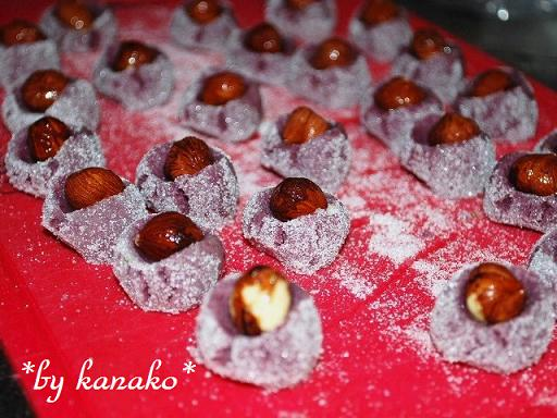 ●●●紫イモナッツ7