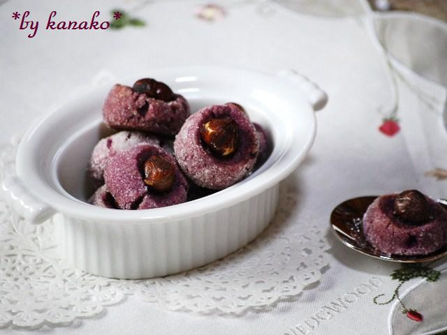 ●●●紫イモナッツ3
