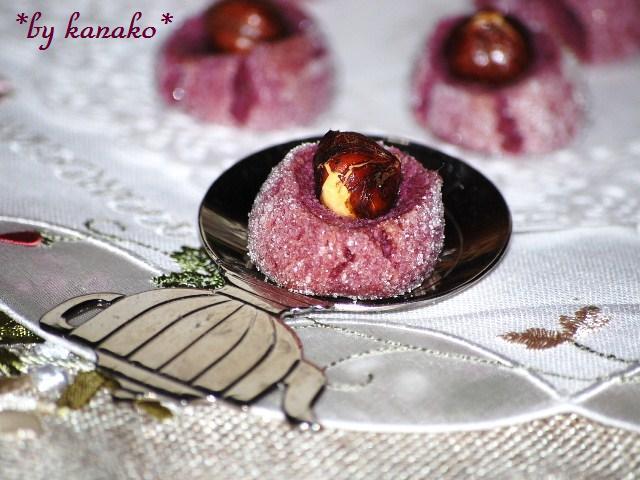●●●紫イモナッツ10