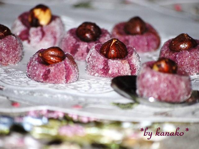 ●●●紫イモナッツ14
