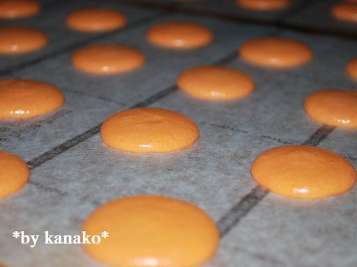 オレンジマカロン2