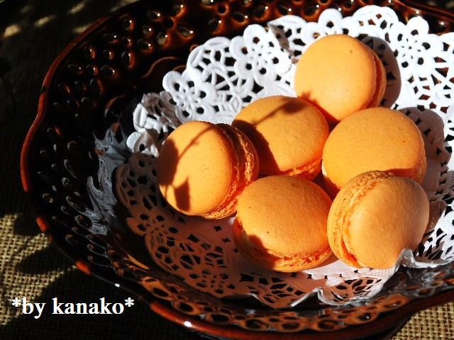 オレンジマカロン9