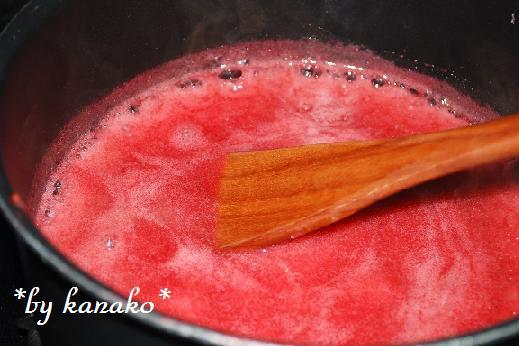 ●●苺のタルトレット&ジュレ13