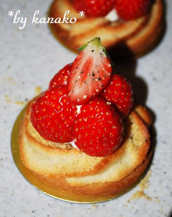 ●●苺のタルトレット&ジュレ18