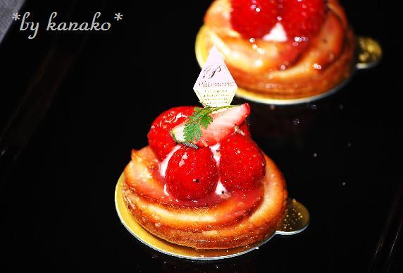 ●●苺のタルトレット&ジュレ20