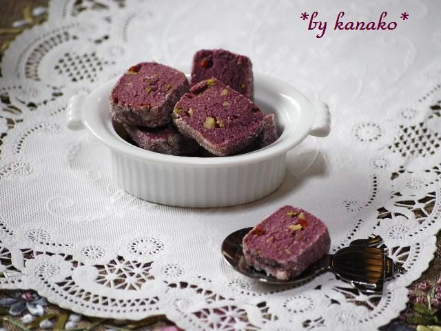 ●●紫イモナッツ3