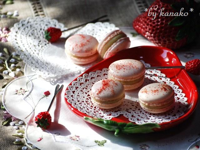 ●●●苺マカロン17