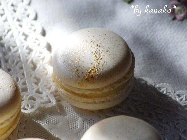●●●ジャスミン茶のマカロン7