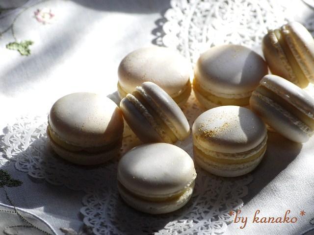 ●●●ジャスミン茶のマカロン20