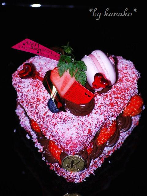 ●●●真赤なバレンタイン12