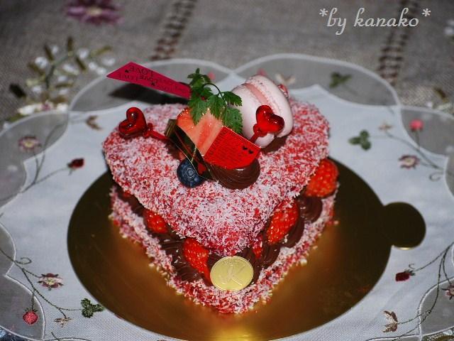 ●●●真赤なバレンタイン10