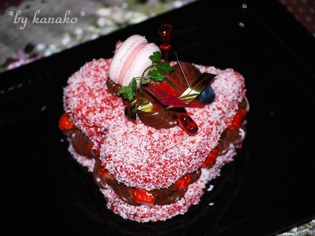 ●●●真赤なバレンタイン17