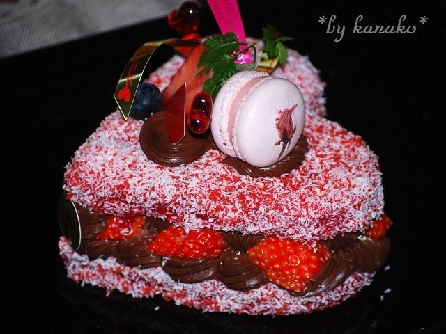 ●●●真赤なバレンタイン15