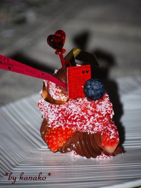 ●●●真赤なバレンタイン26