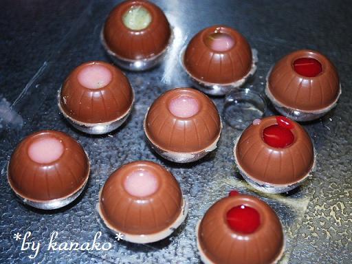 ●●●バレンタインチョコレート1