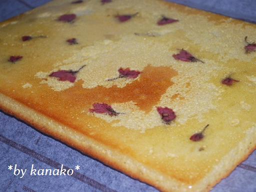 ★★★桜のロールケーキ6