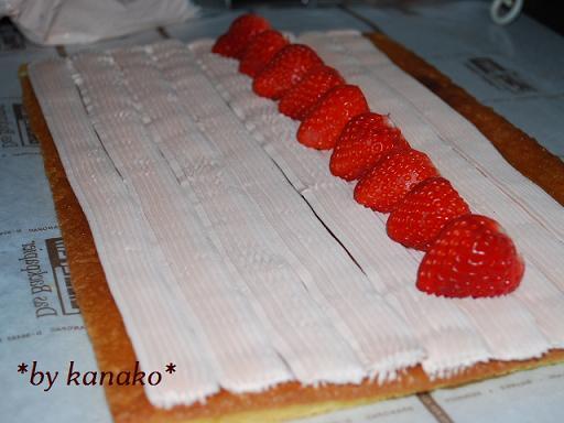 ★★★桜のロールケーキ20