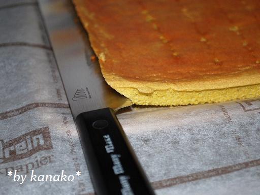 ★★桜のロールケーキ6
