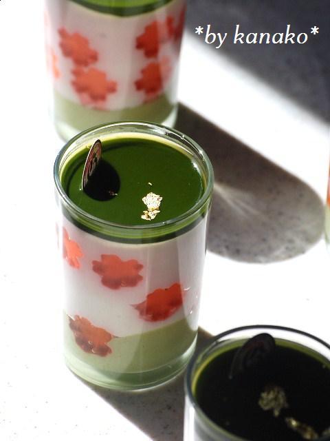 ●●●抹茶&桜10