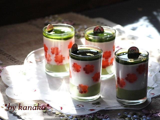 ●●●抹茶&桜22