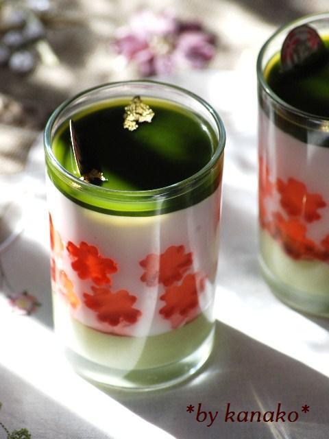 ●●●抹茶&桜26