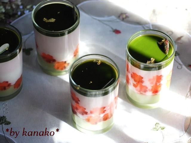 ●●●抹茶&桜32
