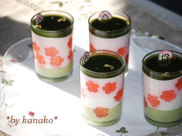●●●抹茶&桜41